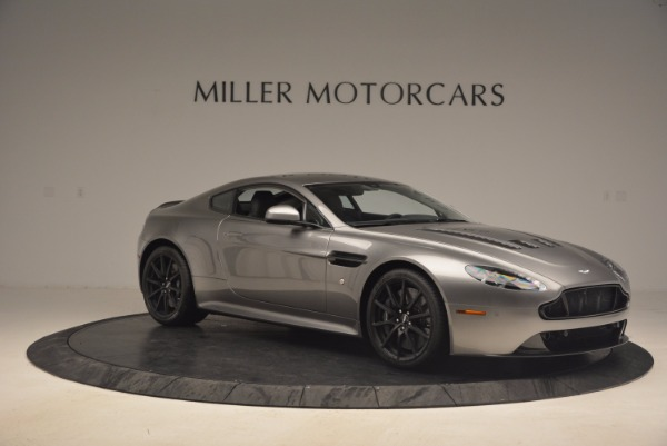Used 2017 Aston Martin V12 Vantage S for sale Sold at Maserati of Greenwich in Greenwich CT 06830 10