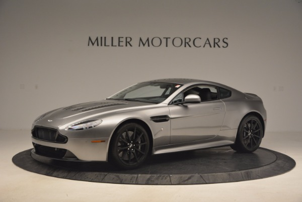 Used 2017 Aston Martin V12 Vantage S for sale Sold at Maserati of Greenwich in Greenwich CT 06830 2