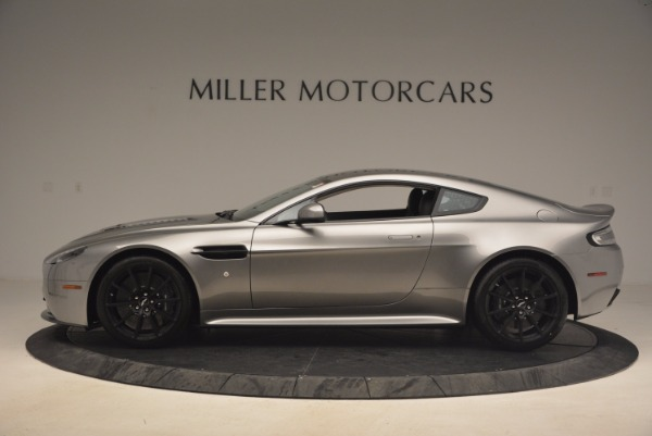 Used 2017 Aston Martin V12 Vantage S for sale Sold at Maserati of Greenwich in Greenwich CT 06830 3