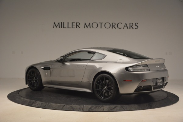 Used 2017 Aston Martin V12 Vantage S for sale Sold at Maserati of Greenwich in Greenwich CT 06830 4