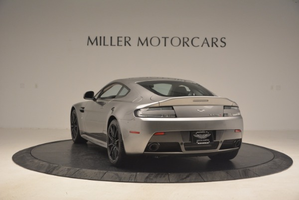 Used 2017 Aston Martin V12 Vantage S for sale Sold at Maserati of Greenwich in Greenwich CT 06830 5