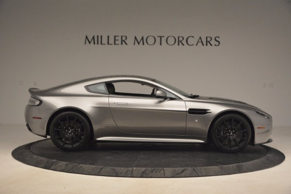 Used 2017 Aston Martin V12 Vantage S for sale Sold at Maserati of Greenwich in Greenwich CT 06830 9