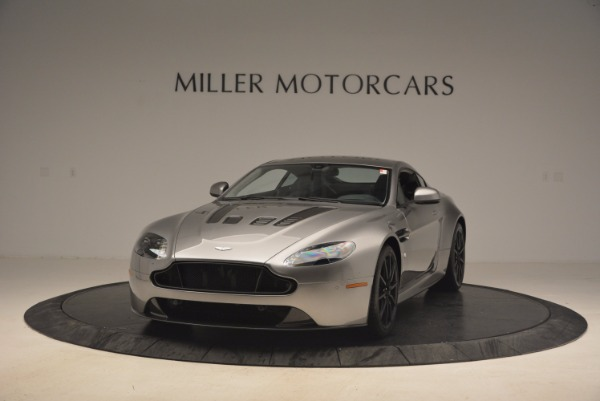 Used 2017 Aston Martin V12 Vantage S for sale Sold at Maserati of Greenwich in Greenwich CT 06830 1
