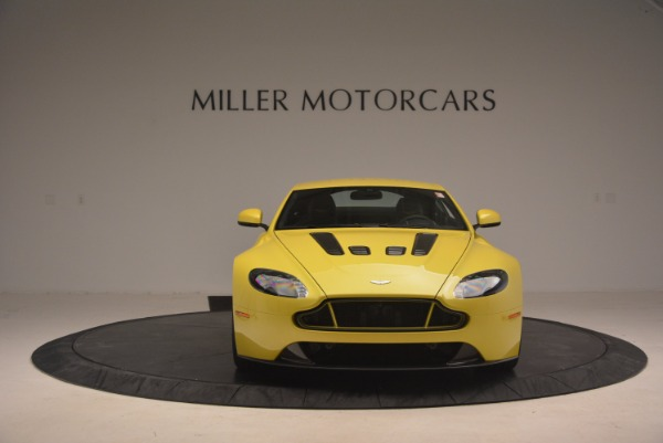 New 2017 Aston Martin V12 Vantage S for sale Sold at Maserati of Greenwich in Greenwich CT 06830 11