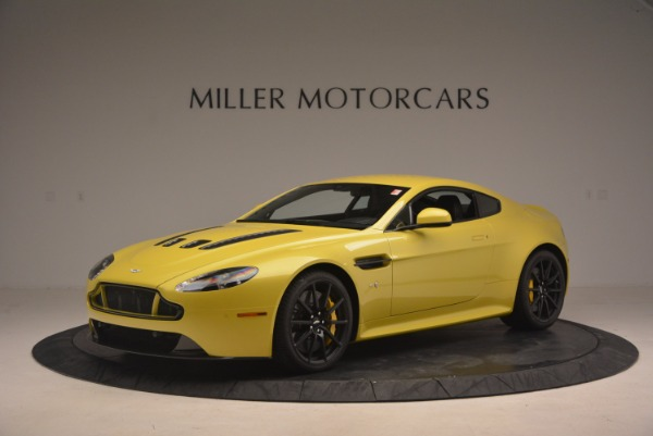 New 2017 Aston Martin V12 Vantage S for sale Sold at Maserati of Greenwich in Greenwich CT 06830 2