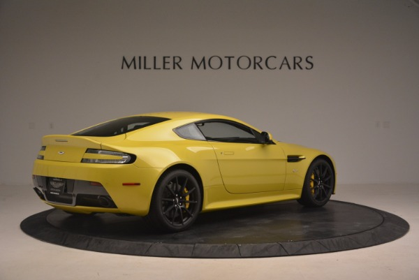 New 2017 Aston Martin V12 Vantage S for sale Sold at Maserati of Greenwich in Greenwich CT 06830 7
