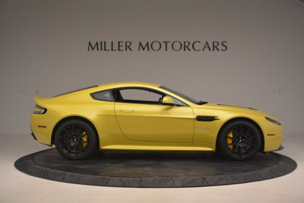 New 2017 Aston Martin V12 Vantage S for sale Sold at Maserati of Greenwich in Greenwich CT 06830 8
