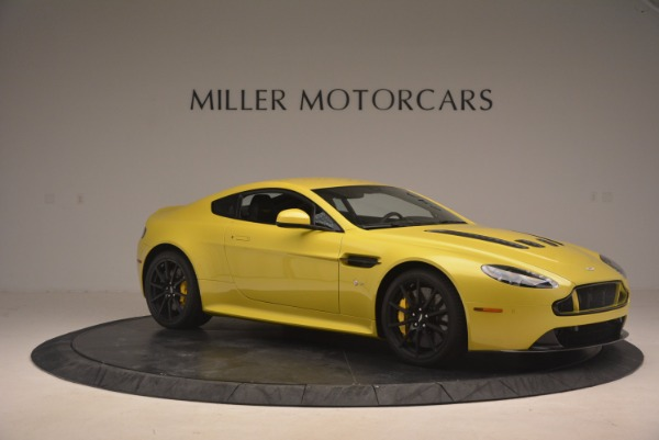 New 2017 Aston Martin V12 Vantage S for sale Sold at Maserati of Greenwich in Greenwich CT 06830 9
