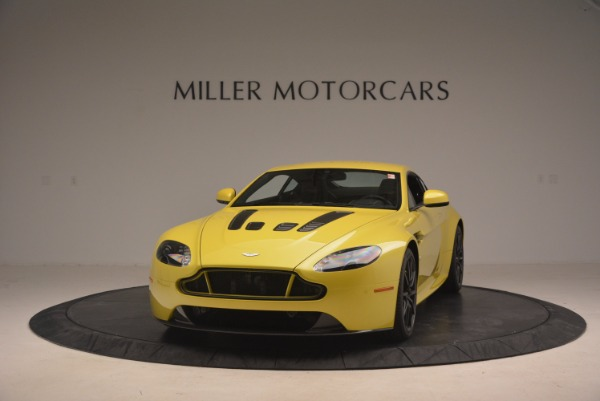 New 2017 Aston Martin V12 Vantage S for sale Sold at Maserati of Greenwich in Greenwich CT 06830 1