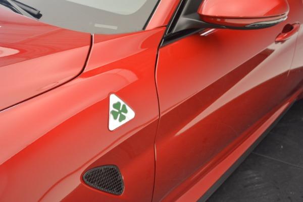 New 2017 Alfa Romeo Giulia Quadrifoglio Quadrifoglio for sale Sold at Maserati of Greenwich in Greenwich CT 06830 28