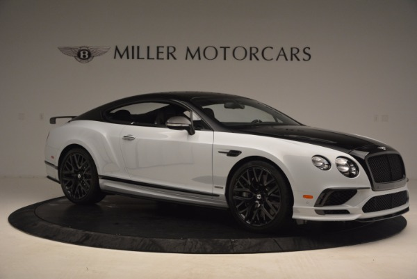 New 2017 Bentley Continental GT Supersports for sale Sold at Maserati of Greenwich in Greenwich CT 06830 10