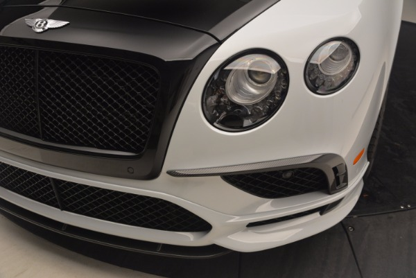 New 2017 Bentley Continental GT Supersports for sale Sold at Maserati of Greenwich in Greenwich CT 06830 17
