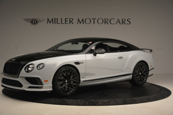 New 2017 Bentley Continental GT Supersports for sale Sold at Maserati of Greenwich in Greenwich CT 06830 2