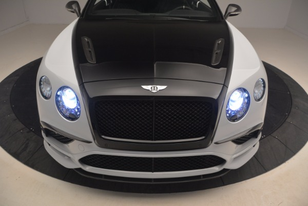 New 2017 Bentley Continental GT Supersports for sale Sold at Maserati of Greenwich in Greenwich CT 06830 20