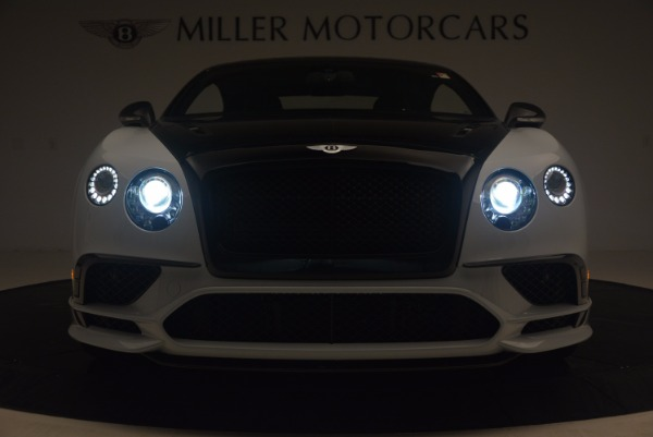 Used 2017 Bentley Continental GT Supersports for sale $199,900 at Maserati of Greenwich in Greenwich CT 06830 22