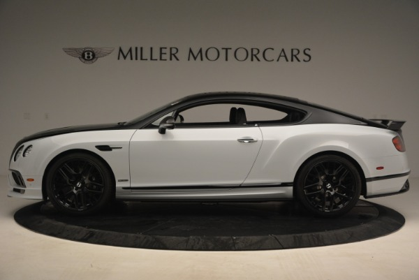 New 2017 Bentley Continental GT Supersports for sale Sold at Maserati of Greenwich in Greenwich CT 06830 3