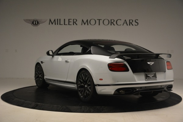 New 2017 Bentley Continental GT Supersports for sale Sold at Maserati of Greenwich in Greenwich CT 06830 5