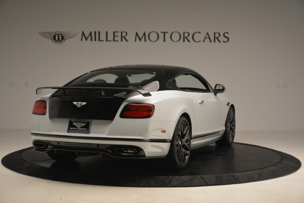 New 2017 Bentley Continental GT Supersports for sale Sold at Maserati of Greenwich in Greenwich CT 06830 7