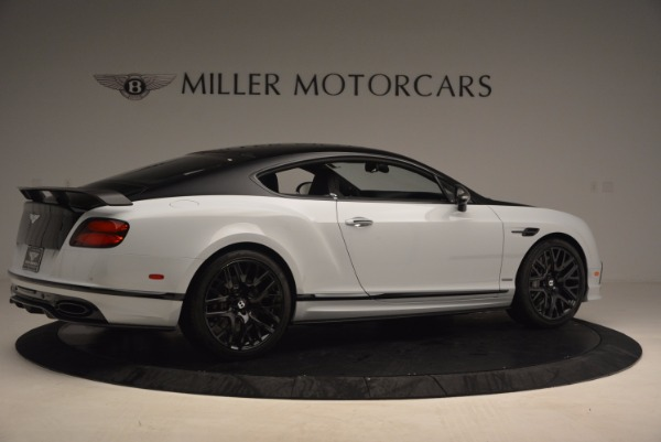 New 2017 Bentley Continental GT Supersports for sale Sold at Maserati of Greenwich in Greenwich CT 06830 8