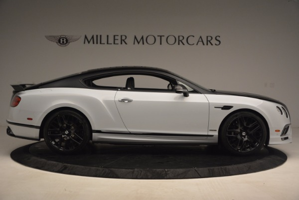 New 2017 Bentley Continental GT Supersports for sale Sold at Maserati of Greenwich in Greenwich CT 06830 9