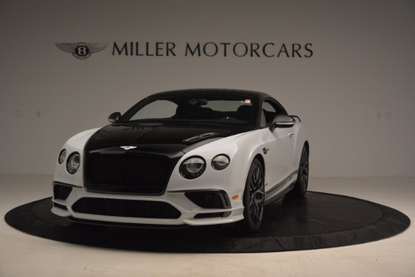 New 2017 Bentley Continental GT Supersports for sale Sold at Maserati of Greenwich in Greenwich CT 06830 1