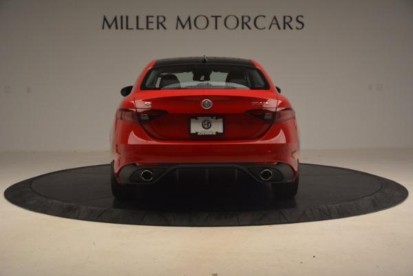 New 2017 Alfa Romeo Giulia Ti Sport Q4 for sale Sold at Maserati of Greenwich in Greenwich CT 06830 5