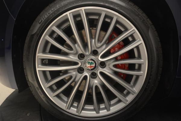 New 2017 Alfa Romeo Giulia Ti Q4 for sale Sold at Maserati of Greenwich in Greenwich CT 06830 21