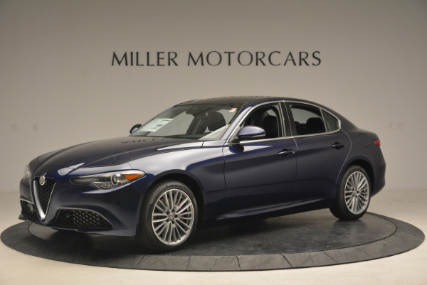 New 2017 Alfa Romeo Giulia Ti Q4 for sale Sold at Maserati of Greenwich in Greenwich CT 06830 2