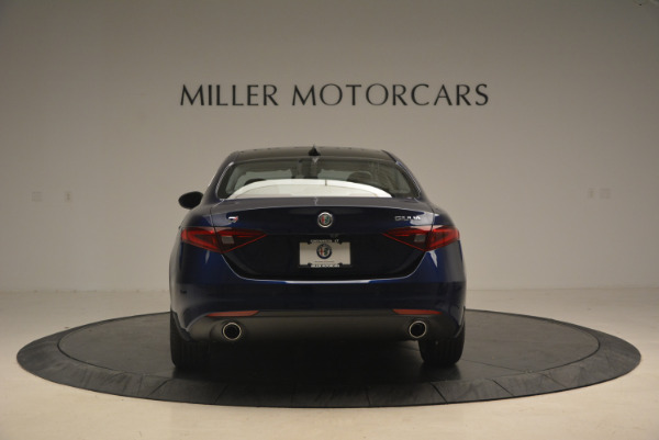 New 2017 Alfa Romeo Giulia Ti Q4 for sale Sold at Maserati of Greenwich in Greenwich CT 06830 6
