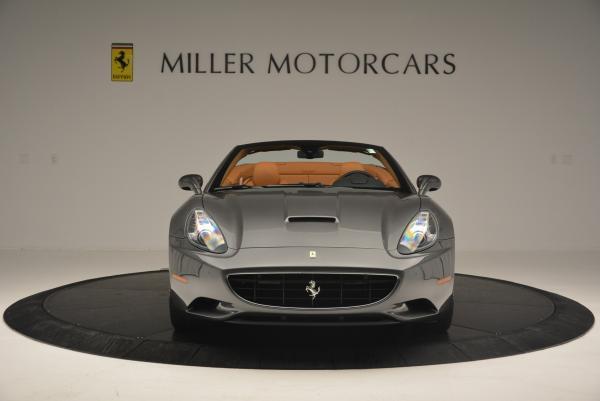 Used 2010 Ferrari California for sale Sold at Maserati of Greenwich in Greenwich CT 06830 12
