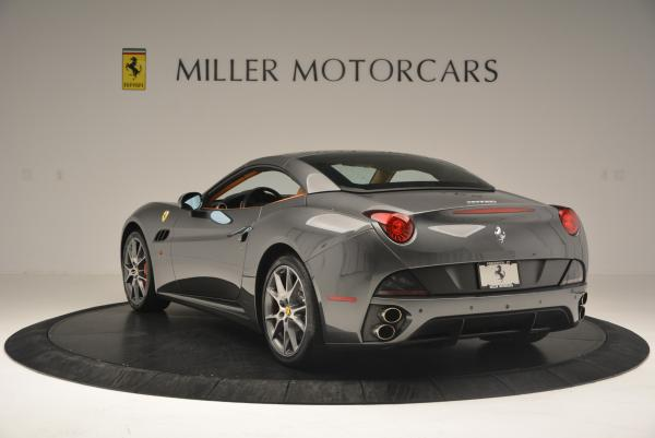 Used 2010 Ferrari California for sale Sold at Maserati of Greenwich in Greenwich CT 06830 17