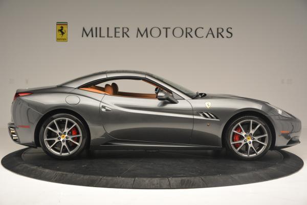 Used 2010 Ferrari California for sale Sold at Maserati of Greenwich in Greenwich CT 06830 21