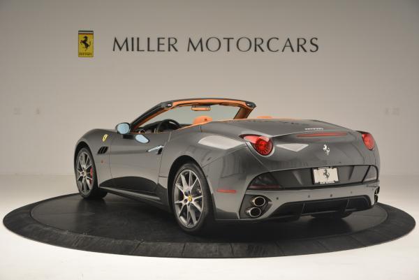 Used 2010 Ferrari California for sale Sold at Maserati of Greenwich in Greenwich CT 06830 5