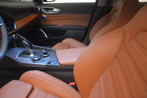New 2017 Alfa Romeo Giulia Ti Q4 for sale Sold at Maserati of Greenwich in Greenwich CT 06830 14