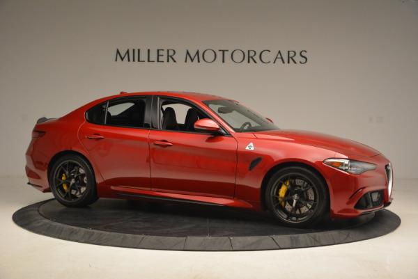 Used 2017 Alfa Romeo Giulia Quadrifoglio for sale Sold at Maserati of Greenwich in Greenwich CT 06830 10
