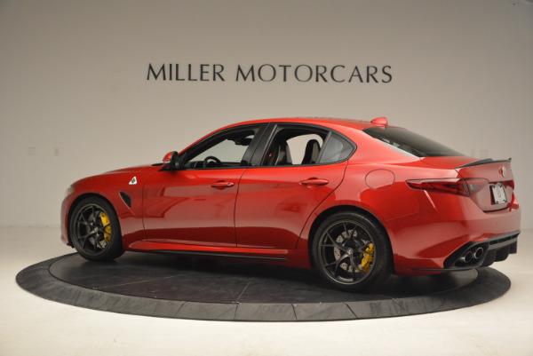 Used 2017 Alfa Romeo Giulia Quadrifoglio for sale Sold at Maserati of Greenwich in Greenwich CT 06830 4