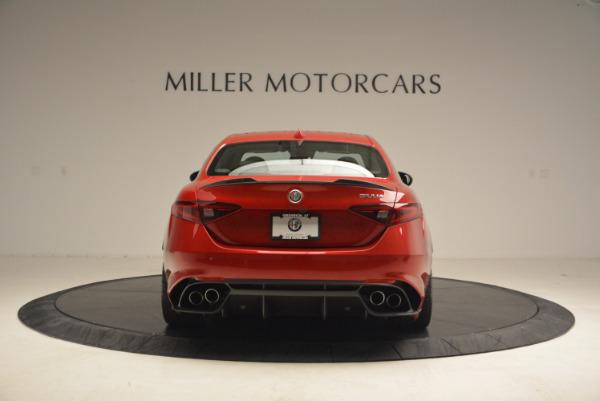 Used 2017 Alfa Romeo Giulia Quadrifoglio for sale Sold at Maserati of Greenwich in Greenwich CT 06830 6