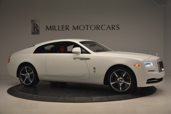 Used 2017 Rolls-Royce Wraith for sale Sold at Maserati of Greenwich in Greenwich CT 06830 10