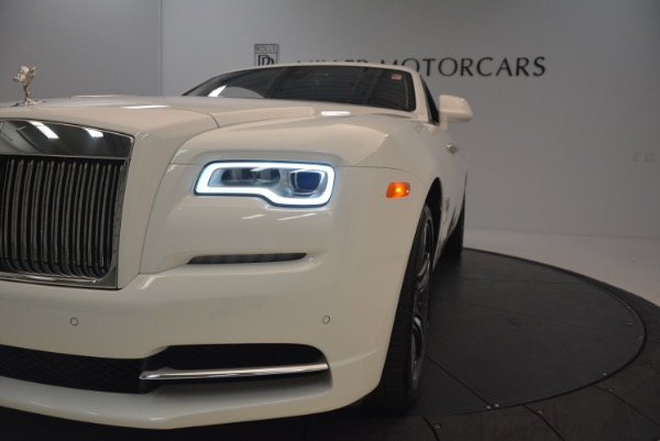 Used 2017 Rolls-Royce Wraith for sale Sold at Maserati of Greenwich in Greenwich CT 06830 16
