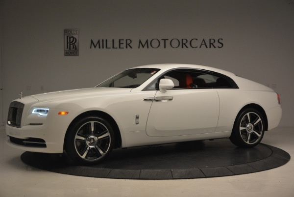 Used 2017 Rolls-Royce Wraith for sale Sold at Maserati of Greenwich in Greenwich CT 06830 2