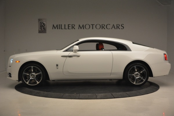 Used 2017 Rolls-Royce Wraith for sale Sold at Maserati of Greenwich in Greenwich CT 06830 3
