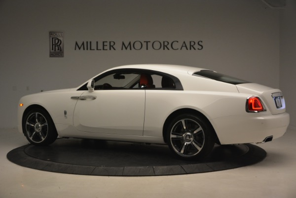 Used 2017 Rolls-Royce Wraith for sale Sold at Maserati of Greenwich in Greenwich CT 06830 4