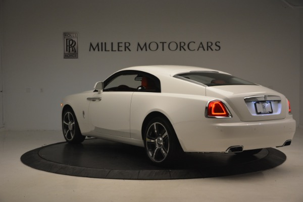 Used 2017 Rolls-Royce Wraith for sale Sold at Maserati of Greenwich in Greenwich CT 06830 5