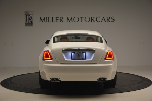 Used 2017 Rolls-Royce Wraith for sale Sold at Maserati of Greenwich in Greenwich CT 06830 6