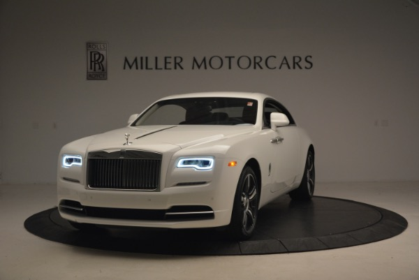 Used 2017 Rolls-Royce Wraith for sale Sold at Maserati of Greenwich in Greenwich CT 06830 1