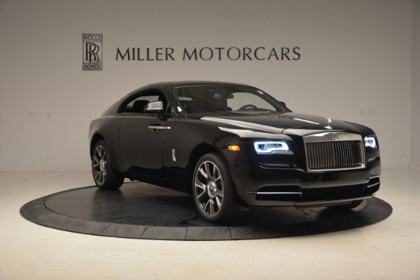 New 2018 Rolls-Royce Wraith for sale Sold at Maserati of Greenwich in Greenwich CT 06830 11
