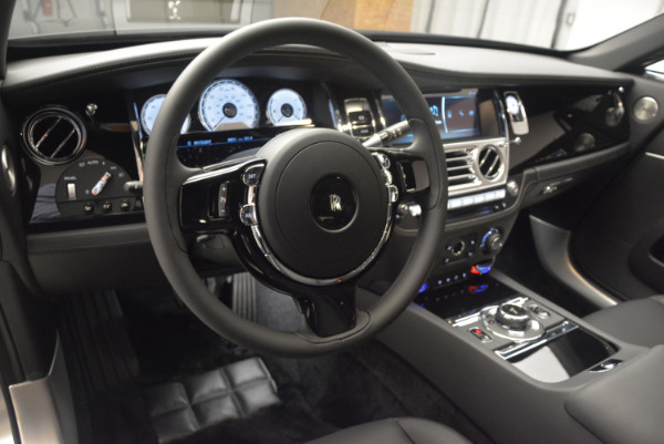 New 2018 Rolls-Royce Wraith for sale Sold at Maserati of Greenwich in Greenwich CT 06830 17