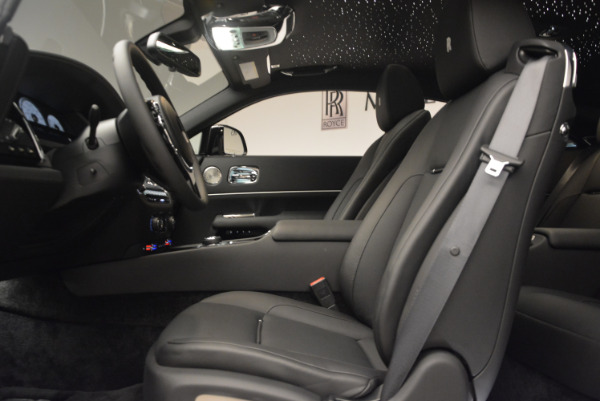 New 2018 Rolls-Royce Wraith for sale Sold at Maserati of Greenwich in Greenwich CT 06830 19