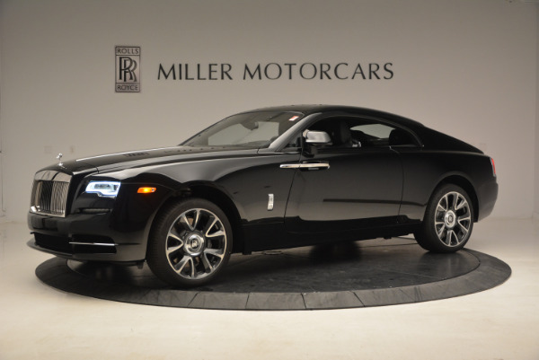 New 2018 Rolls-Royce Wraith for sale Sold at Maserati of Greenwich in Greenwich CT 06830 2