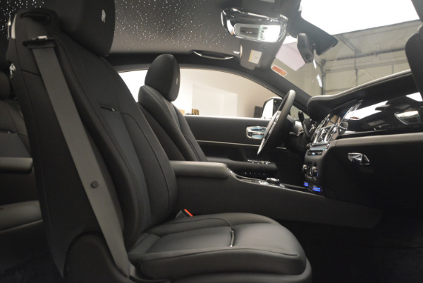 New 2018 Rolls-Royce Wraith for sale Sold at Maserati of Greenwich in Greenwich CT 06830 25